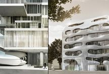 Cool Houses / by Les Pts