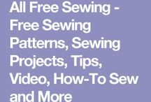 How to sew a simple work dress