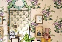 Wallpaper love / by Dixie Thomas