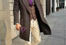 Gentleman Herrmode inspiration