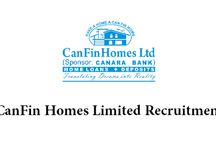 Canfin Homes Junior Officers Recruitment 2016 (Total 50 Vacancies)
