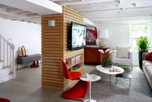 Basement Family Room / by Susanne Croley