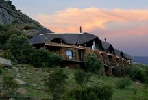 Places to stay in KwaZulu-Natal / Accommodation options in the beautiful province of KwaZulu-Natal in South Africa.