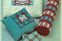 Native American crochet