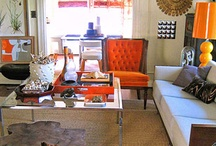 Bohemian, Mid Mod and Eclectic