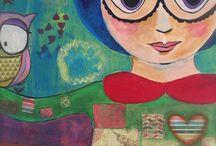 Gloria's Art / All my Paintings.