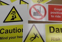 Signs / Visit http://www.thelabelpeople.co.uk/ to see our Full Range of Signs