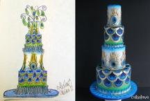 w/cake