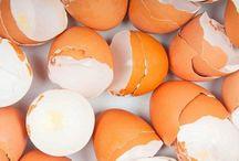 Aprovechar las cáscaras de huevo en belleza y salud