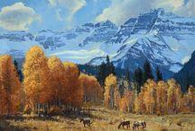 Mountain Aspens