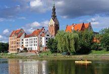 Elbląg / Photos of my hometown