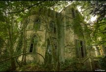 Abandoned / Beautifully decayed / by Sarah Bandy