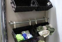 Bathroom ideas / Cool and organized bathroom idaes