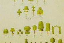 G: topiary