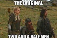 Der Hobbit/Der Herr der Ringe