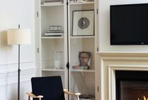 Storage and built in units / by Veronica Congdon