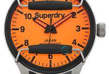 Superdry Watches / Δείτε όλα τα νέα ρολόγια Superdry εδώ.