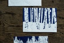 Christmas/winter cards / by Diane McLean