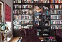 Home Decor / Library Love