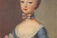 MARIE ANTOINETTE (and Louis XVI)