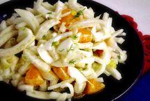 Salads / Retete de salate (http://lecturisiarome.ro)