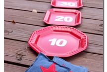 Indoor party games kids