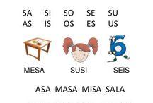 lectura majuscules