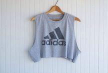 Κοντές μπλούζες