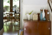 Entry & Dining Room / by Katie Walls