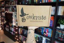Unboxing Box littéraire - Owlcrate