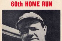 Babe Ruth / Baseball