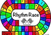 rytme race spil