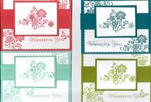Handmade Cards- Gift Sets