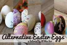 Easter Crafts & Recipes / by Ashley @ A Crafty House