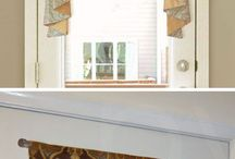 French Door Valances