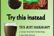 Shakeology ideas / Get fit and make healthy choices / by Shelise Hague