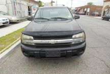 Used 2002 Chevrolet TrailBlazer EXT for Sale ($3,600) at Paterson, NJ / Make:  Chevrolet, Model:  TrailBlazer EXT, Year:  2002, Body Style:  Tractor, Exterior Color: Black, Vehicle Condition: Excellent, Mileage:149,693 mi,  Engine: 6Cylinder 4.2L L6 DOHC 24V, Transmission: Automatic, Fuel: Gasoline Hybrid.   Contact;973-925-5626   Car Id (56682)