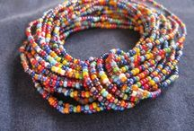 beads & jewelry / by Haley Phillips