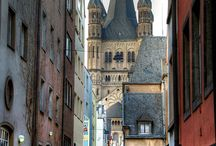 Cologne / by Guenter Mueller