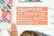 Social Media Tips For Bloggers / Social media tips for bloggers, how to use social media for your blog, grow your blog with social media, blogging social media marketing