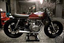 Spunti Yamaha xs 400