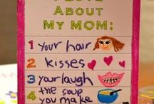 Mothers day ideas - ASEP / by Martha Cuello