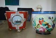 Victorian and Edwardian flowerpots