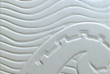 Embossed leather / Embossed leather by Sterling Studios