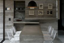 Casa minimalista de alvenaria