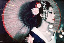 geisha inspirations