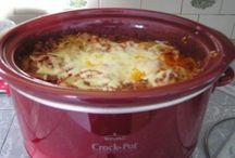 Crockpot Recipes / by Bethany McCaa