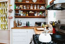 For the Home / Kitchens / by Erin Whitener