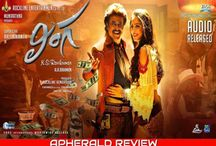 Lingaa Review, Rating / Lingaa Review | LIVE UPDATES | Lingaa Rating | Lingaa Movie Review | Lingaa Movie Rating | Lingaa Telugu Movie Review | Lingaa Movie Story, Cast & Crew on APHerald.com