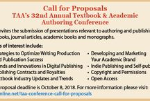 2019 TAA Textbook & Academic Authoring Conference / 0